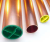 Medical gas pipe - copper